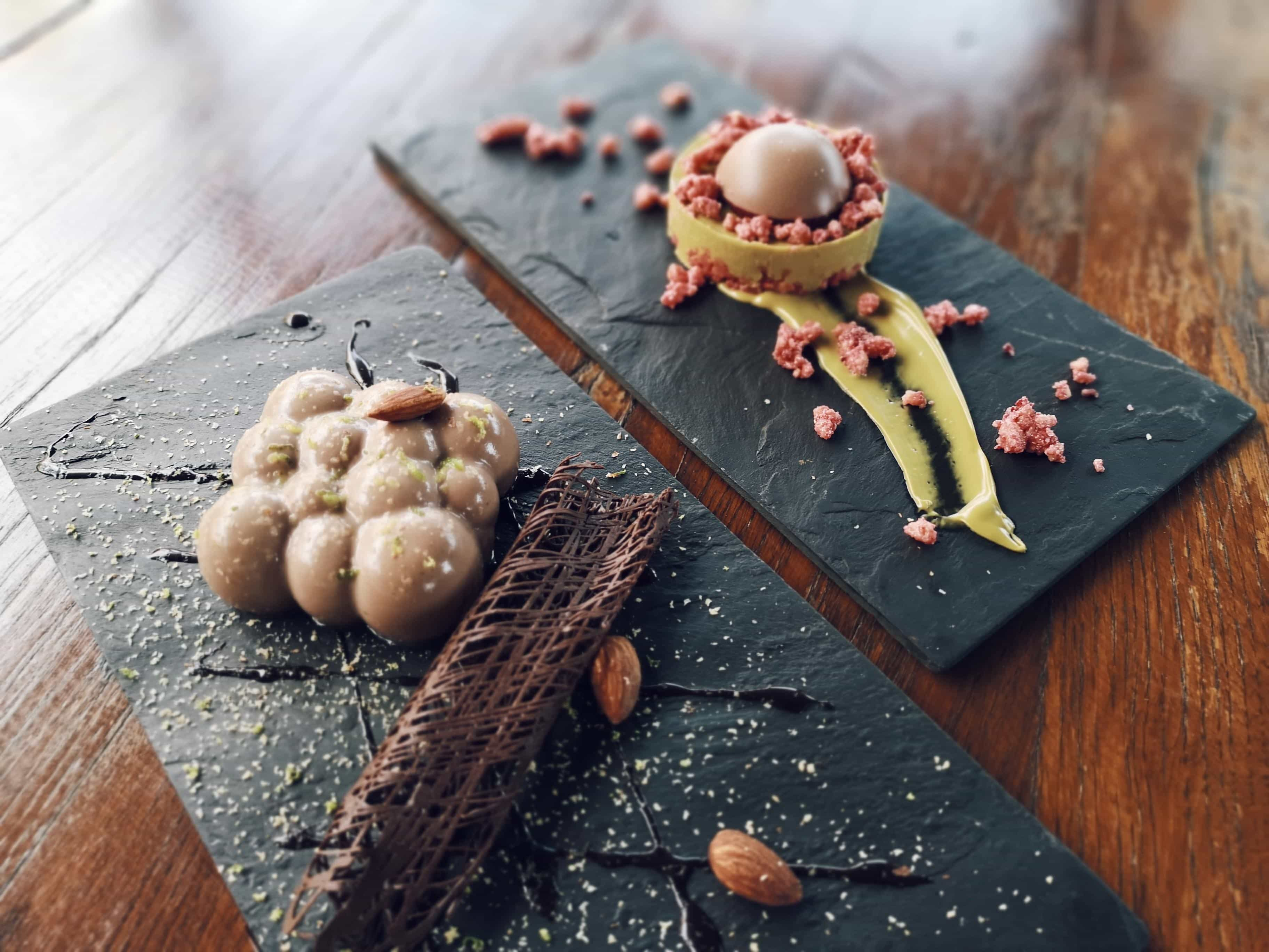 deserti na stolu
