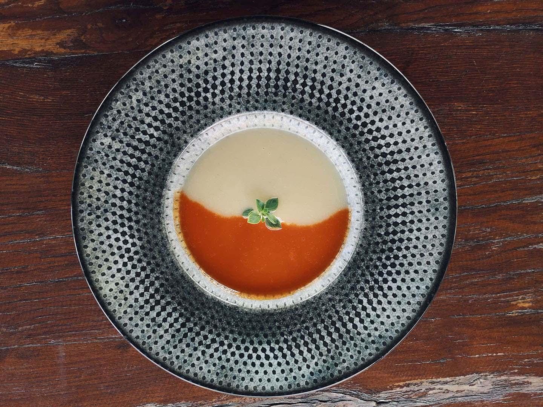 crveno žuta krem juha od paprike